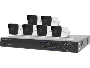 LaView 4MP 2688 x 1520P Full PoE IP 8-Channel Camera Security System
