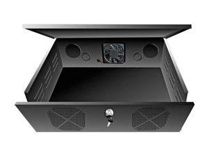 CLOVER LOC200 Lock Box For VCR and DVR W/Fan