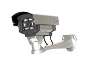 Q-See QSDS148DH All Weather 8mm CCD Camera w/ built in Heater & Blower - 60 ft Night Vision
