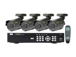 Q-See QS458-411-5 8 Channel Surveillance DVR Kit