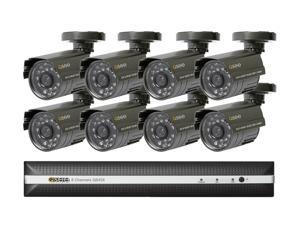 Q-See QS458-811-5 8 Channel Surveillance DVR Kit