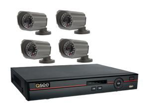 Q-See QC448-418-5 8 Channel H.264 Level Surveillance DVR Kit