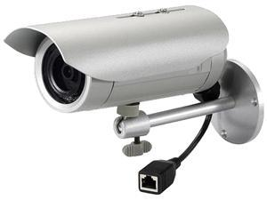 LevelOne H.264 5-Mega Pixel FCS-5063 PoE WDR IP Network Camera w/IR (Day/Night/Outdoor), TAA Compliant