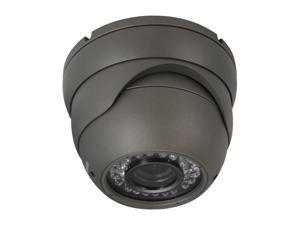 Aposonic A-CDMVP02 550 TV Lines MAX Resolution Vandal Dome Day & Night Vision CCTV Varifocal Camera