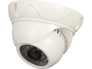 Aposonic A-CMMI01 700 TV Lines MAX Resolution Day & Night Vision Indoor Dome Camera
