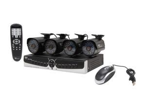 Night Owl B-PODVR-4600-NHD 8 Channel Surveillance DVR Kit (HD Sold Separately)