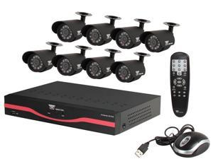 Night Owl LTE-88500 8 Channel 8 Channel LTE DVR w/ Smartphone Viewing, Free Night Owl Lite App