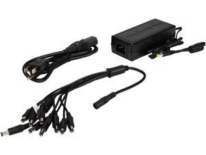 Night Owl SPF-ADVR-12V5A Combo DVR/Camera Power Adapter with a 9-way power splitter