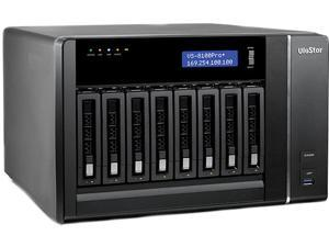 QNAP VS-8124-PRO+-US 8 Bay 24 Channel Surveillance NVR