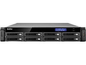 QNAP VS-8132U-RP-PRO+-US 8 Bay 2U 32 Channel Redundant Power NVR