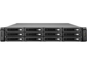 QNAP VS-12156U-RP-PRO+-US 12 Bay 2U 56 Channel Redundant Power NVR