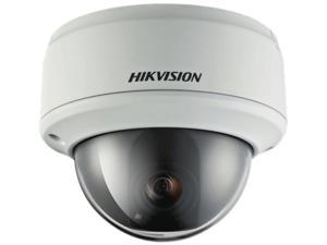 Hikvision DS-2CD754FWD-E 3MP WDR & Vandalproof Network Dome Camera
