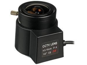 """EVERFOCUS EFV-410DCMP 4.5-10mm 1/2"""" Megapixel Lens Auto-Iris"""