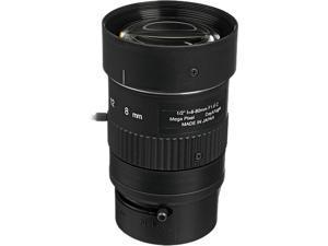 """EVERFOCUS EFV-880DCMP 8-80mm 1/2"""" Megapixel Lens Auto-Iris"""