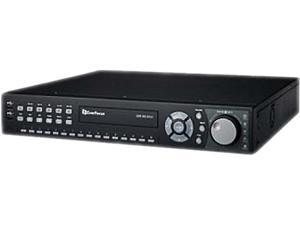 EverFocus EDRHD4H4/8 4 x BNC 8 TB 4 Channel HD and 4 Channel AnalogHDcctv Hybrid DVR