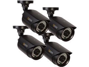 Q-see QM9702B Surveillance Camera - 4 Pack - Color