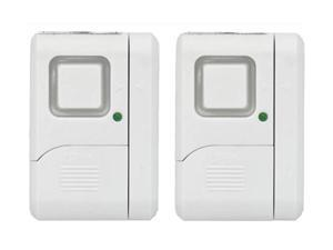 GE 45115 Personal Security Window or Door Alarm (2 pack)