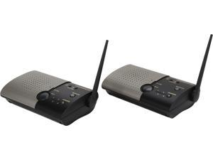 Chamberlain NLS2 Wireless Portable Intercom - Double Unit