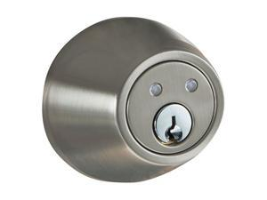 Morning Industry RF-01SN Remote Deadbolt (Satin Nickel Finish)