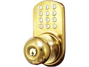 Morning Industry HKK-01P Touchpad Door Knob For Keyless Entry Into A Home