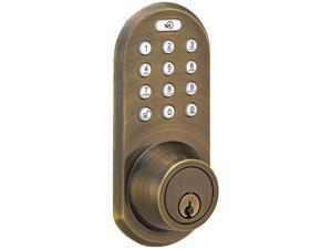 Morning Industry QF-01AQ Dead Bolt For Keyless Entry Into A Home