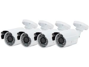 eSecure ESQ15124 4-Pack Surveillance Camera