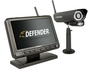 "Defender PHOENIXM2 Digital Wireless 7"" Monitor Security DVR & Night Vision Camera"