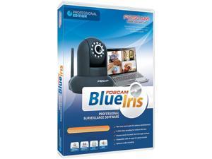 Foscam BLUEIRISCD Blue Iris Surveillance Software
