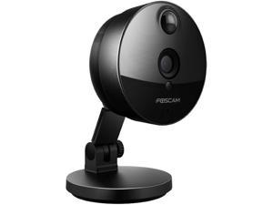 Foscam C1 Indoor FHD 720P Wireless Plug and Play IP Camera, with IR-Cut, Night Vision, 115 degree Super Wide Viewing Angle, ...