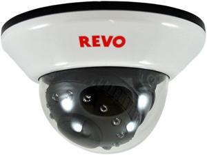 REVO America RCDS12-2 600 TV Lines MAX Resolution RJ12 Indoor Surveillance Camera