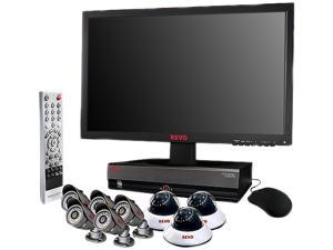 REVO America R164D3FB5FM21-2T 16 Channel Surveillance DVR Kit