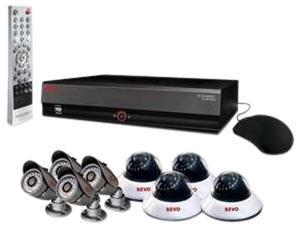 REVO America R164D4FB4F-2T 16 Channel Surveillance DVR Kit