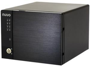 NUUO NE-4080-US-8T-4 8TB (4TB x2) NAS-based NVR Standalone 8ch, 4bay, 8TB (4TB x2) included, US Power Cord