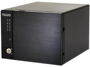 NUUO NE-4160-US-6T-3 6TB (3TB x2) NAS-based NVR Standalone 16ch, 4bay, 6TB (3TB x2) included, US Power Cord