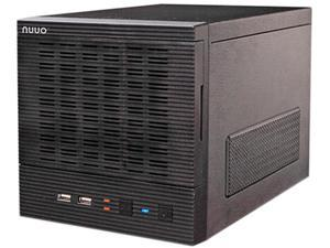 NUUO NT-4040-US-6T-3 6TB (3TB x2) 250Mbps Throughput NVR Standalone 4ch, 4bay, 6TB (3TB x2) included, US Power Cord