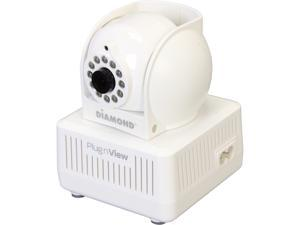 Diamond Multimedia HP500CK 640 x 480 MAX Resolution Surveillance Camera