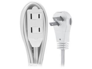 GE 50360 Wall Hugger Extension Cord