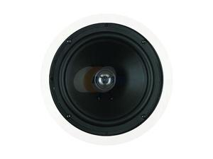 "BIC AMERICA MSR8 8"" Muro In-Ceiling Speakers, Single"