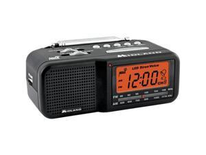 Midland All Hazard NOAA Weather Alert Radio