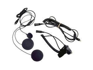 MIDLAND AVPH2 Closed-Face Helmet Headset Speaker / Microphone