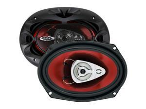 "BOSS AUDIO CH6930 Chaos Series Full-Range 3-Way Speakers (6"" x 9"", 400 Watts)"