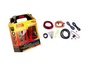 Complete 10 Gauge Amplifier Installation Kit