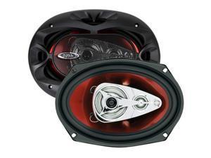 """BOSS AUDIO 6"""" x 9"""" 500 Watts Peak Power 4-Way Speakers"""