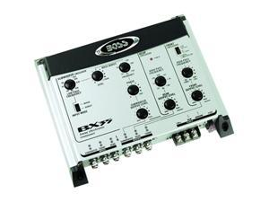 BOSS AUDIO SYSTEMS BX35 3 Way Electronic Crossover