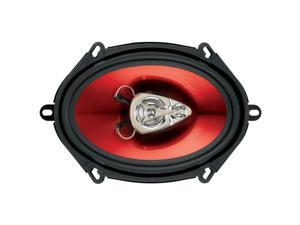 "BOSS AUDIO CH5730 5"" x 7"" 300 Watts Peak Power 3-Way Speaker"