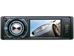 """BOSS AUDIO In-Dash DVD Receiver With 3.6"""" Monitor"""