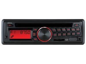 BOSS AUDIO In-Dash CD/MP3 Receiver with SD Card Port Model 644UA