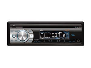 BOSS AUDIO In-Dash AM/FM CD Receiver With Front Panel Aux Input Model 728CA