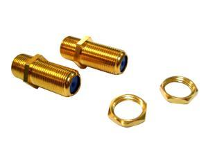 Rosewill RCW-H9019 F Plug Coupler 2-Pack