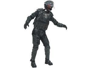 McFarlane Toys The Walking Dead TV Series 4 Riot Gear Zombie